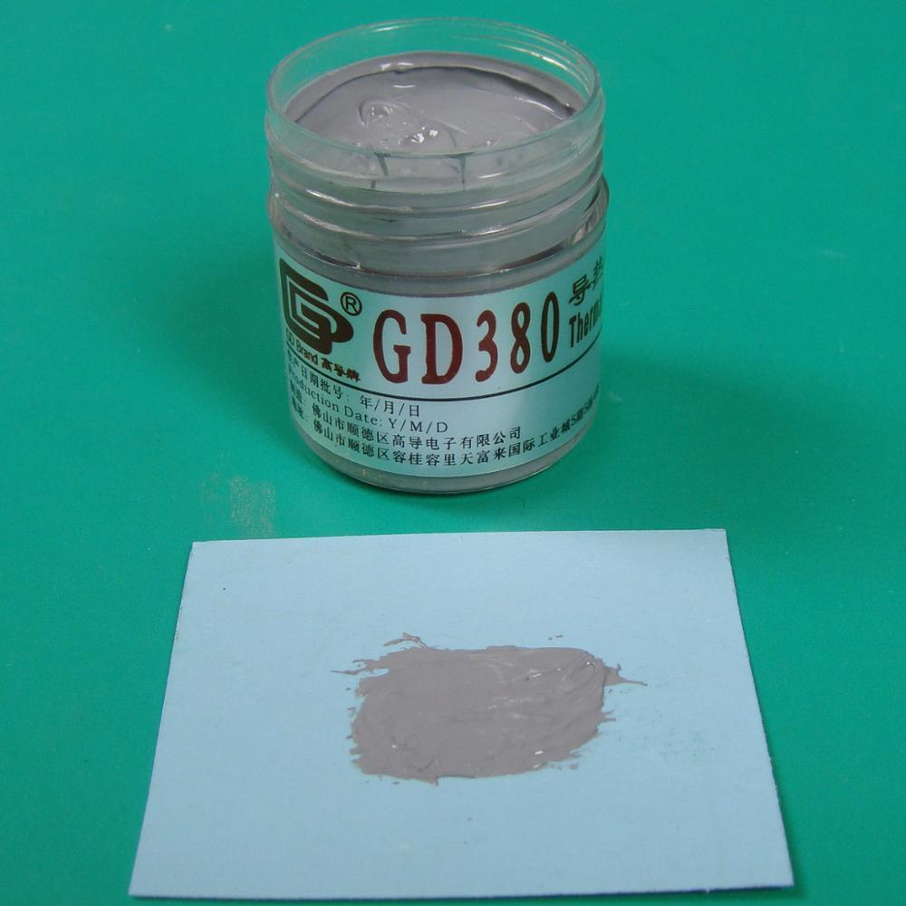 GD380 CPU CN30 üçün Termal Keçid Keçirici Silikon Plaster - Kompüter hissələri - Fotoqrafiya 5