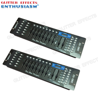 2pcs Lot 192 Dmx Control 192 Channel For Dj Disco Stage Console Lighting And Stage Machine
