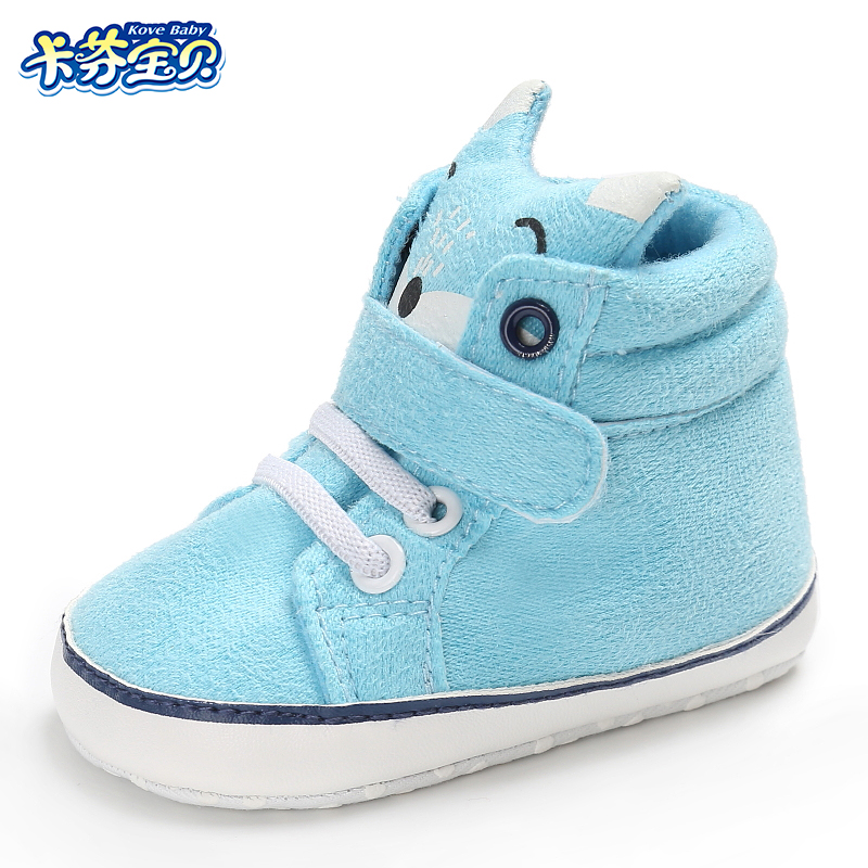 Newborn Baby Shoes Infant First Walkers Crib Shoes Animal Style Baby Boys Girls Toddler Shoes Soft