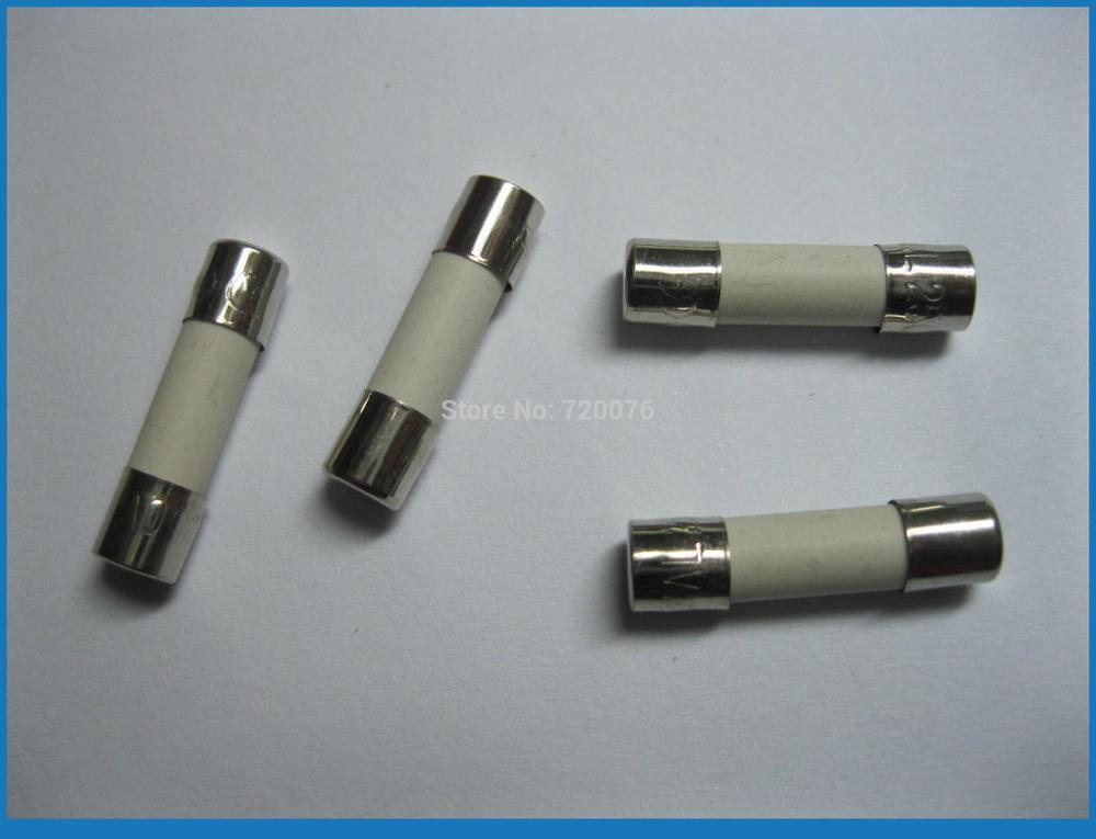 SLOW BLOW 5mm x 20mm 2.5A 250V GLASS FUSE T2.5AL250V 2.5 Amp