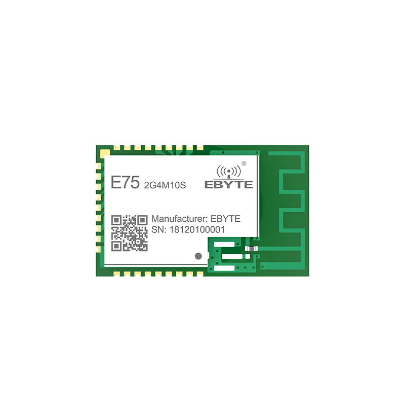 E75-2G4M10S JN5169 Zigbee 2.4GHz 10mW Wireless Transmitter Receiver SMD 10dBm PCB IPEX 2.4 GHz rf Transceiver Module image