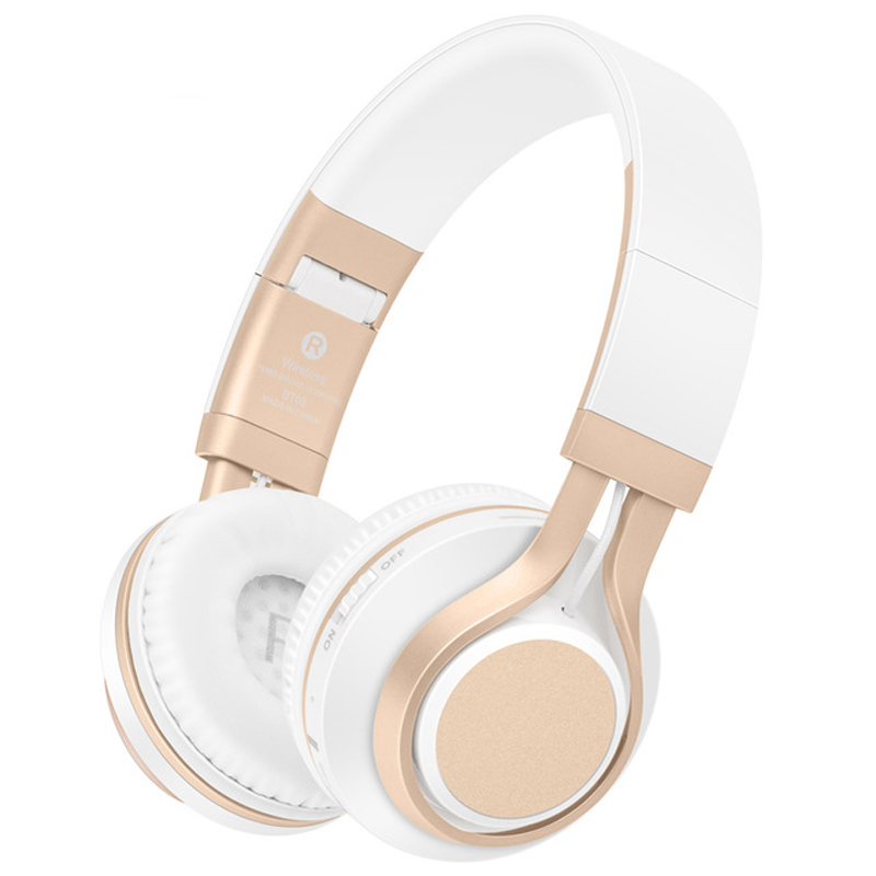 Sound Intone BT-08 Over Ear Wireless Headphones Bluetooth Headset Adjustable Headphones With Microphone For PC mobile phone Mp3 thinyou high end over ear wireless bluetooth headphones with microphone stereo bluetooth headset headphones for phone pc music