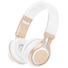 лучшая цена Sound Intone BT-08 Over Ear Wireless Headphones Bluetooth Headset Adjustable Headphones With Microphone For PC mobile phone Mp3