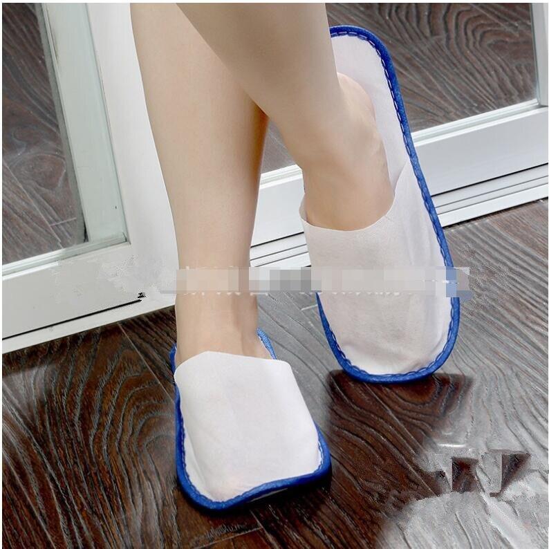 chinelos descartáveis terry spa casa de hóspedes sapatos 28cm para mulher