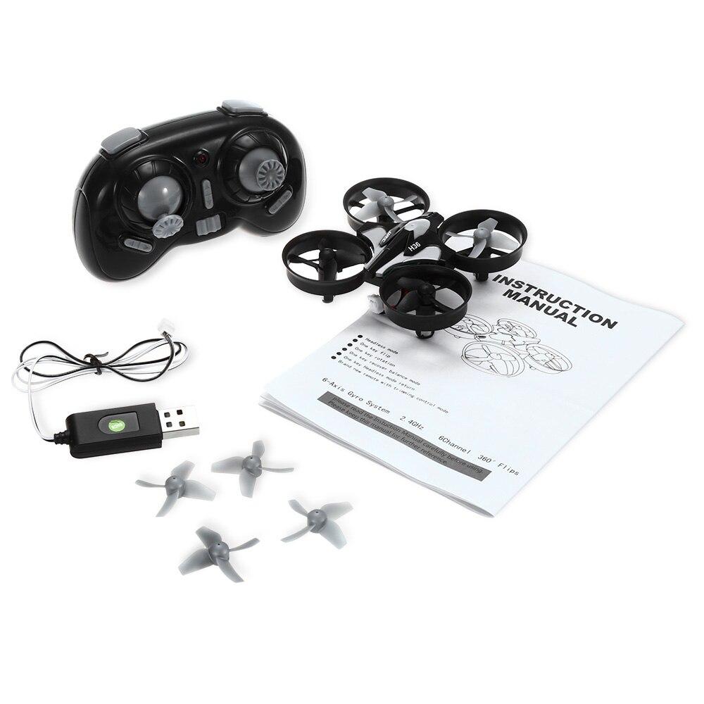 товар мини нет мультикоптер drone 2.4 г 4-канальный 6 оси безголовый режим радиоуправляемые игрушки нано вертолет в формате rtf режим 2