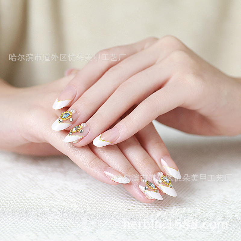 2018 Special Offer Limited Finger False Nails Fake Nails Acrylic ...