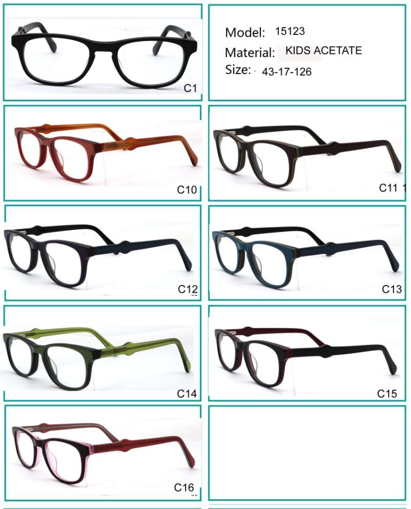 2018 neue handgefertigten Acetat Brillengestell Kinder Junge kinder ...