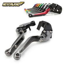 цена на For BMW S1000RR 2010-2014 2011 2013 S1000R 2014 Adjustable CNC Motorcycle Folding Extendable Brake Clutch Levers