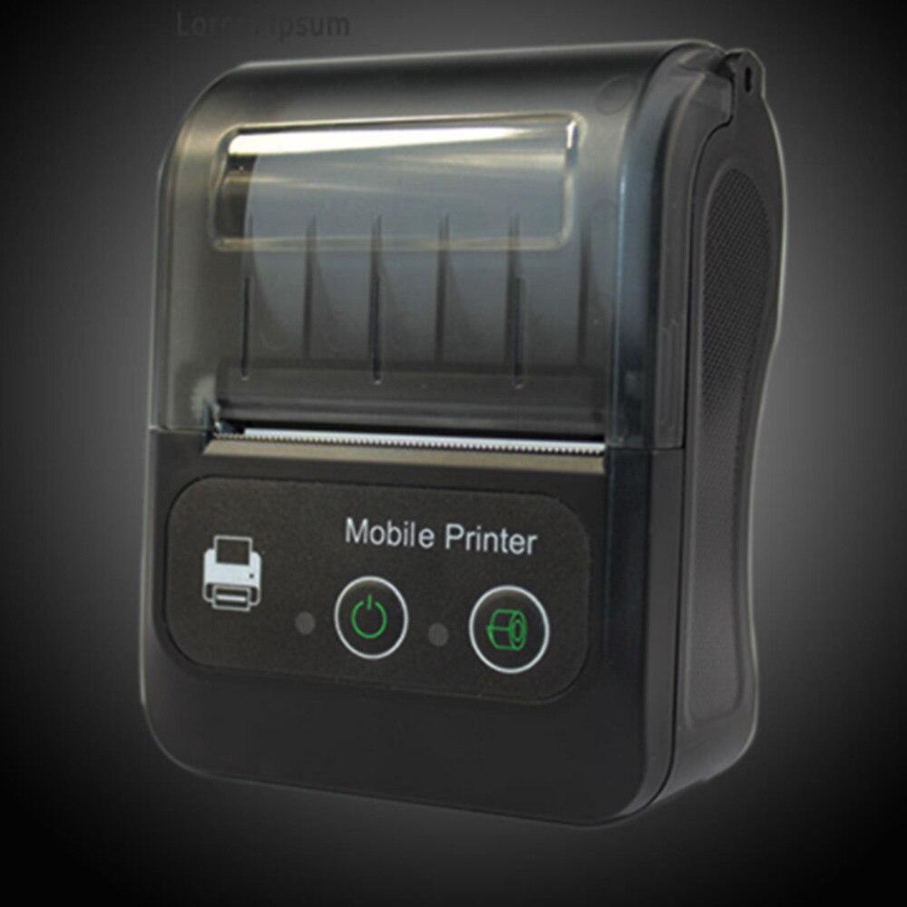 Imprimante d'étiquettes thermiques Bluetooth BT QR Code autocollant imprimantes d'étiquettes de codes à barres offre spéciale - 2