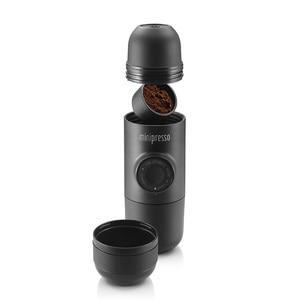 Image 2 - Wacaco Minipresso GR, портативная кофемашина для эспрессо, совместимая с кофе на полу, компактная кофеварка для путешествий.
