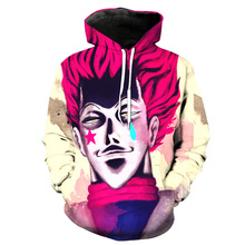 Hunter x hunter  Pocket Pullover Hoody