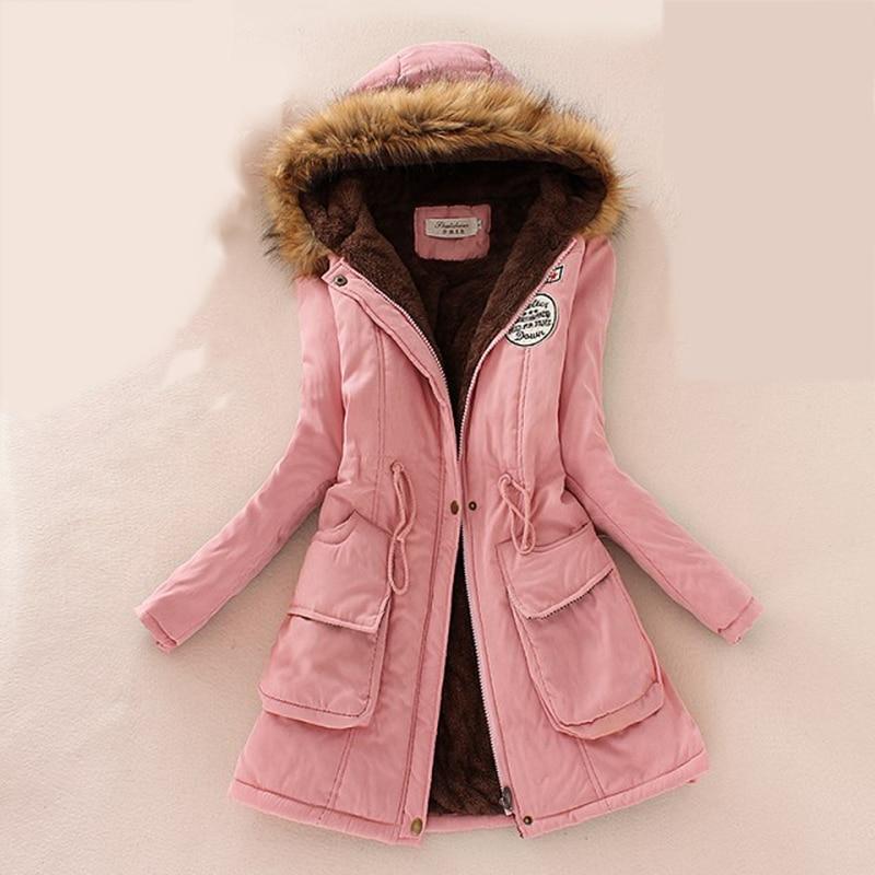Winter Jacket Women Manteau Femme Parka Coat Womens