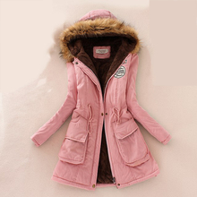 winter jacket women manteau femme parka coat womens jackets and coats abrigos y chaquetas mujer invierno 2016 Europ and America