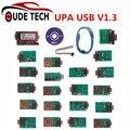 Лучшие По Рейтингу полный Адаптеры УПА USB ЭКЮ Chip Tuning Сканер Интерфейс V1.3 УПА-USB Serial Программист ECU Чип-Тюнинг