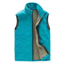 Mountainskin Women's Spring Fleece Softshell Vest Outdoor Coat Hiking Climbing Trekking Fishing Female Sleeveless Jackets MB105