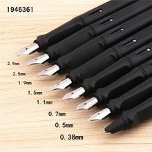Новинка 878, роскошная Готическая, параллельная художественная, Цветочная, для тела, плоский наконечник, виниловая, тибетская, Арабская авторучка, чернильные ручки для студентов, офиса