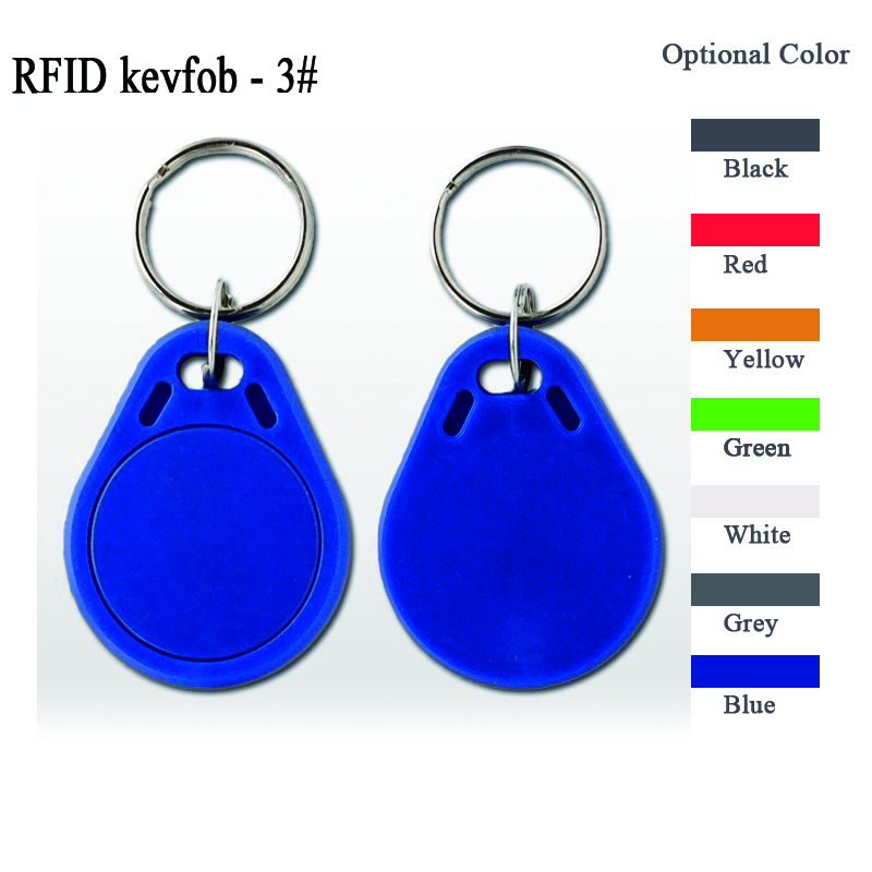 100pcs abs 3# read and write 13.56mhz mifare s50 rfid keyfob access control ic card reader key tag f08 token electronic lock key free shipping ic card reader entrance card ic card read write device key machine domestic half key ic hotel card