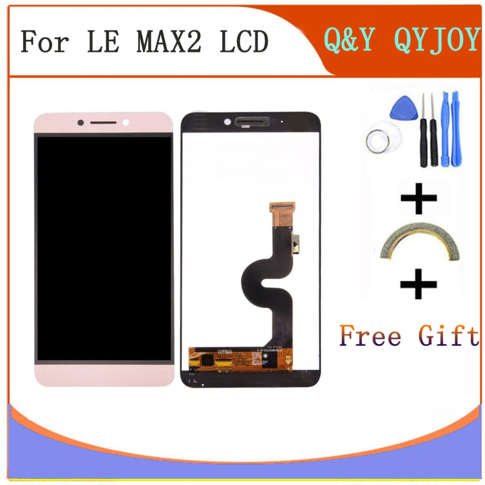 Tested For <font><b>LeEco</b></font> Le max2 <font><b>x820</b></font> X823 X829 LCD Display Touch <font><b>Screen</b></font> Digitizer Assembly For <font><b>LeEco</b></font> Le max 2 phone image