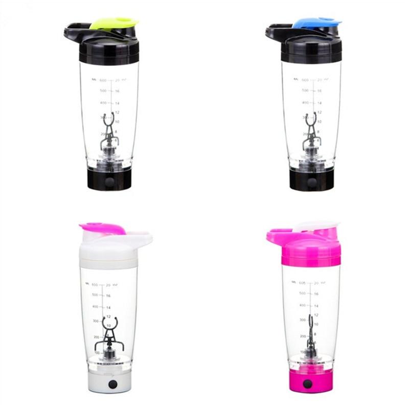 MeyJig 600 ml Elektrische Automatisierung Protein Shaker Mixer Meine Wasserflasche Automatische Bewegung Kaffee Milch Smart Mixer Drink