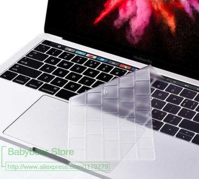 apple macbook pro 2017 keyboard cover