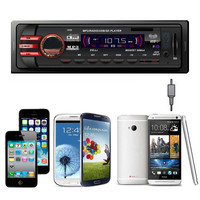 Top Quality Car MP3 Bluetooth Car Audio Stereo In Dash FM With Mp3 Player USB SD