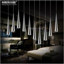 Modern LED Chandelier Lighting Fixture Acrylic DIY LED Hanging Suspension Lamp For Restaurant Dinning room Home Drop Lighting все цены