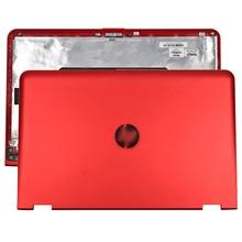New Original For HP PAVILION X360 15-BK 15T-BK Lcd Back Cover for 15-BK015NR 15-BK167CL 15-BK193MS 15-BK002DS 862637-001 Red gold color new laptop top lcd back cover case for hp pavilion x360 15 br 15 br001tx 4600bw0c0001