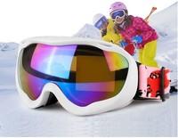 Full Frame Snowboard Ski Goggle Women Men Double Lens UV400 Anti Fog Skiing And Snowboarding Glasses Snow Eyewear Protection