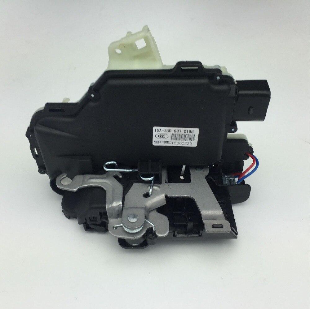 Pour VW Passat B5 Golf Jetta MK4 actionneur de serrure de porte côté passager avant droit 3B1 837 016 AC/3BD 837 016 B