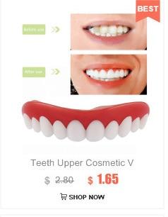 Practical Design Men Women Tooth Perfect Smile Comfort Fit