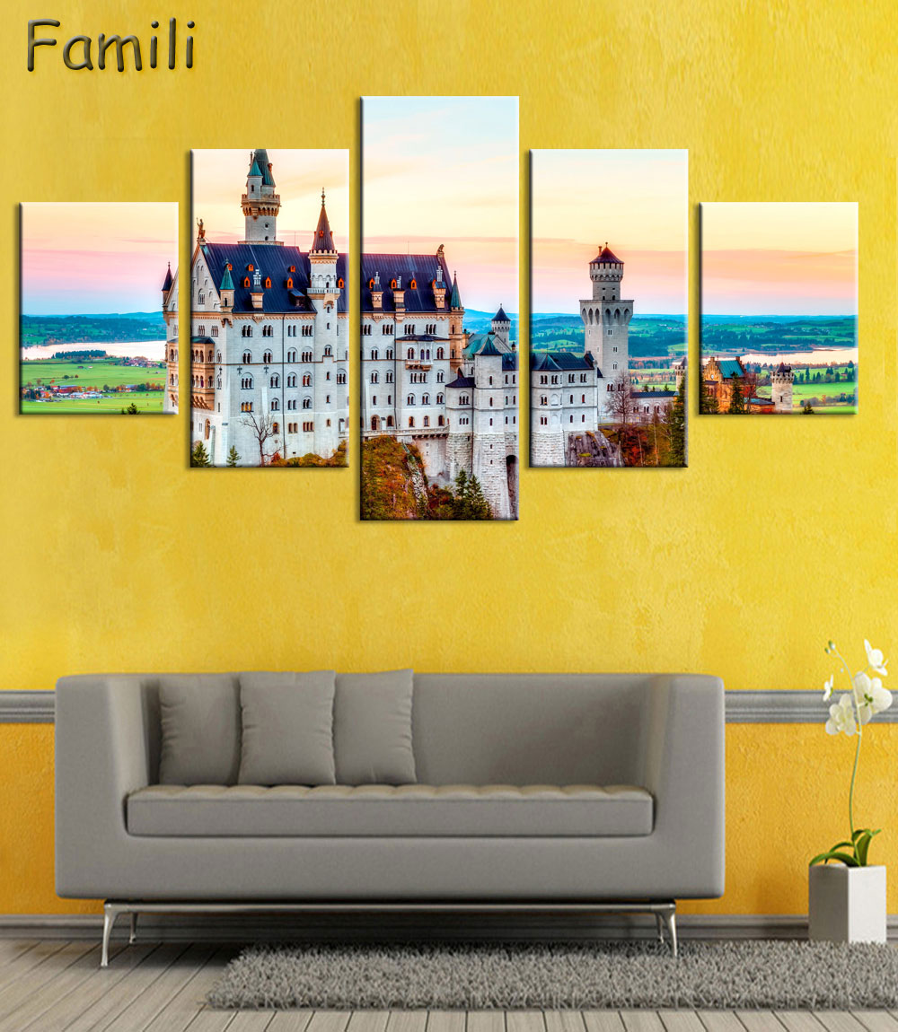Buy neuschwanstein castle poster and get free shipping on AliExpress.com