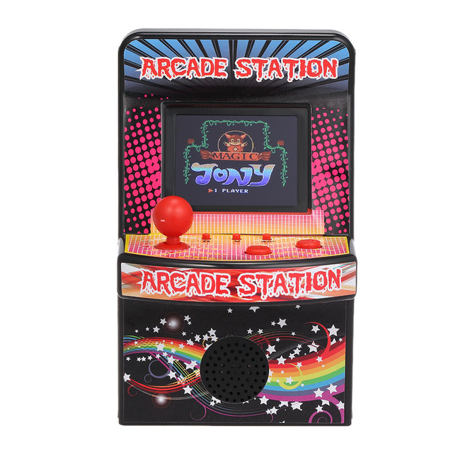 BL-883 Portable Retro Handheld Game Console 8-Bit Game Machine Mini Arcade Games Built-in 240 Classic Games for Kids 1