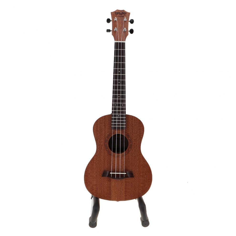 26 Inch Ukulele 4 Strings Musical Instruments 18 Frets Mahogany Hawaiian Tenor Ukulele Acoustic Cutaway Guitar 23 inch acoustic guitar 17 frets ukulele vintage musical instruments 4 strings guitar spruce mahogany veneer ukelele uc 54a