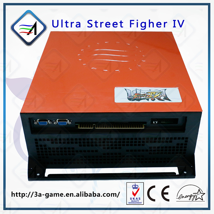 Coin Pusher Type Arcade Machine Mother Board Ultra Street Fighter IV Jamma PCB Game Machine Board coin pusher type arcade machine mother board ultra street fighter street fighter 2 arcade wiring diagram at gsmx.co
