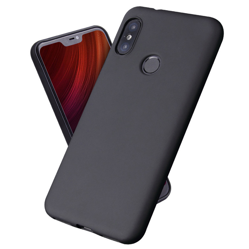 Thin Luxury Candy Soft Silicone Case For <font><b>Xiaomi</b></font> redmi 6 6pro 6A S2 NOTE 6 5 5A Plus pro 4X MI8 8 SE 6X Pocophone F1 Color Cover image