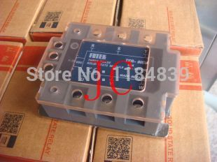 Three phase Solid state relay TSR-60DA 60A SSR relay