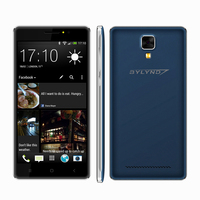 Original Smartphones Bylynd M3 Android MTK Quad Core 1G Ram 8G ROM 8 0mp 5 0