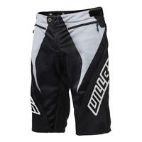 NEW 2018 WillBros Black White Sprint Adult Shorts MTB BMX DH Racing Downhill Gear