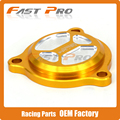 CNC Billet Gold Oil Filter Cover Cap For Suzuki DRZ400S DRZ400SM 2000-2015 00 01 02 03 04 05 06 07 08 09 10 11 12 14 13 15
