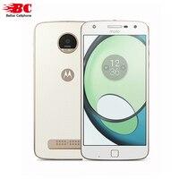 Original International Motorola MOTO Z Play XT1635 03 3510mAH Octa Core Qualcomm 64G 5 5 Android6