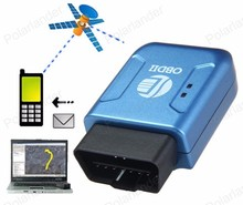 free installation OBD socket anti theft GPS locator alarm accurate location precise