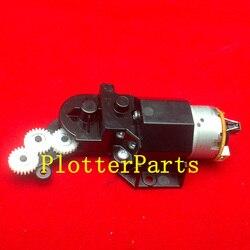 Q6718-67017 Q5669-60697 Starwheel zespołu silnika dla HP designjet T610 T770 T1100 Z3100 T1200 Z2100 części do plotera