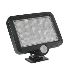 Image 3 - BORUiT 56 LED al aire libre colector Solar luz por movimiento PIR lámpara Solar Sensor IP65 impermeable infrarrojo jardín iluminación patio focos