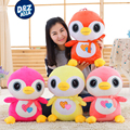 Cute large penguin doll plush toys dolls pillow cushions doll giant cute stuffed animals with big eyes