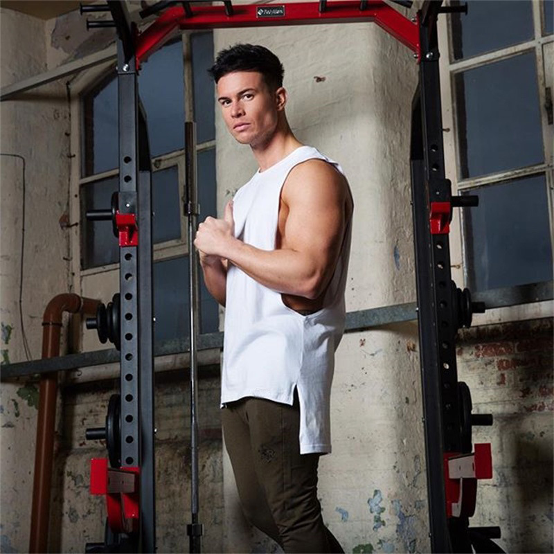 fashion Men sport Vest  gym Tank Top (3)