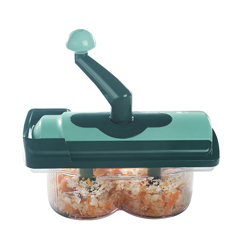 Manual Vegetable Choppers Kitchen Tools Gadgets Accessories Supplies Product Meat Twist Shredder Garlic Crusher