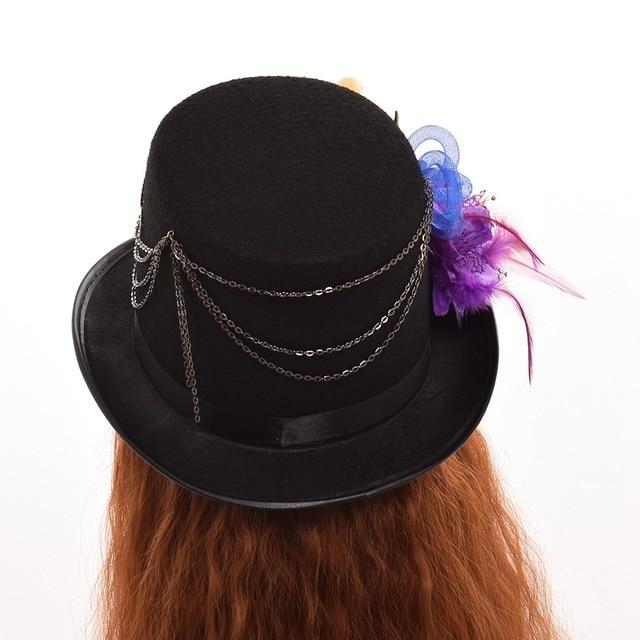 Шляпа в стиле стимпанк в ассортименте 5