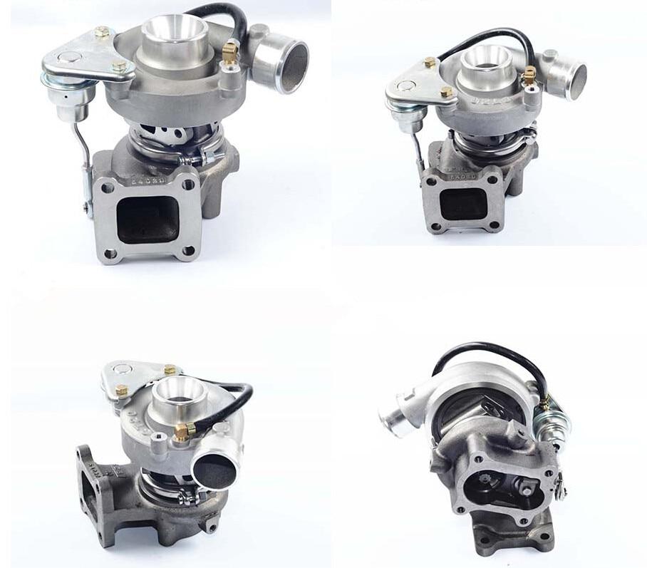 Полная турбо новая полная турбина 17201-54060 для Toyota Huace 2,5 TD (H12)/Landcruiser/Hilux 2,4 TD (LN/RNZ) 2L-T 66KW 90HP