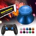 Universal Joystick de Metal de aleación de aluminio de la seta tapa analógico Thumbstick para Xbox uno para PS4 para Dualshock 4 piezas clave
