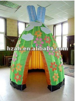 Inflatable Colorful Tent For Decoration
